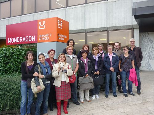 スペインのモンドラゴン協同組合企業