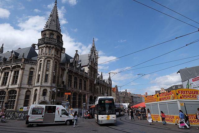 ベルギーの都市ゲントで育まれてきたコモンズの文化