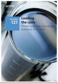 フィンランドのサーキュラー・エコノミーに向けてのロードマップ(2016~2025)