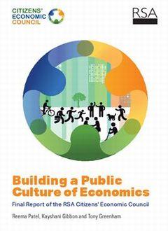 「市民を経済政策に巻き込もう!」 RSAの「市民経済評議会」