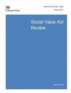 英国の社会的価値法、地域社会や中小企業に恩恵をもたらす