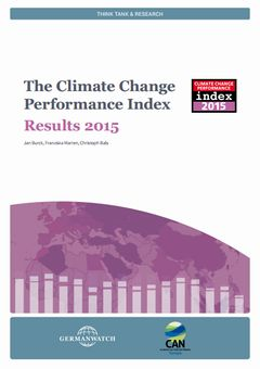 The Climate Change Performance Index 2015