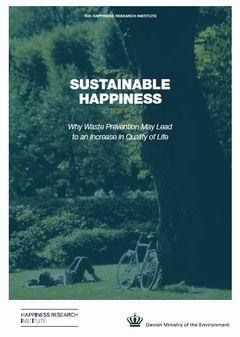 『持続可能な幸福』報告書:持続可能な行為と幸福の間にはつながりがある