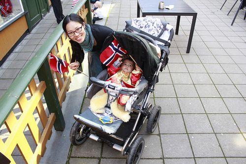 母子にとって世界で最も暮らしやすい国はノルウェー