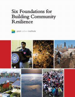 コミュニティ・レジリエンス構築に不可欠な六つの要素とは?