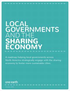 報告書「地方自治体と共有経済」、持続可能な都市促進のロードマップ