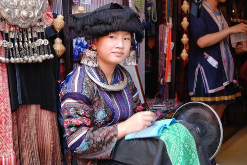 少数民族の女性の暮らしを後押しするコミュニティ主導型開発