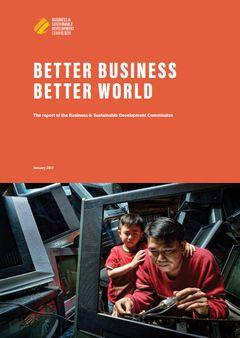 持続可能なビジネスモデル、12兆ドルの経済的価値をもたらす可能性