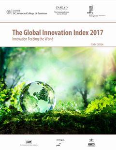 グローバル・イノベーション・インデックス、日本は14位