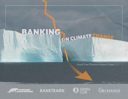 化石燃料ファイナンス評価――銀行の気候変動対策への取り組みは?