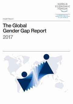 世界男女格差(ジェンダーギャップ)年次報告書:2017年は格差解消のペース失速
