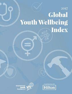 世界の若者の幸福度指数発表――日本の順位は?
