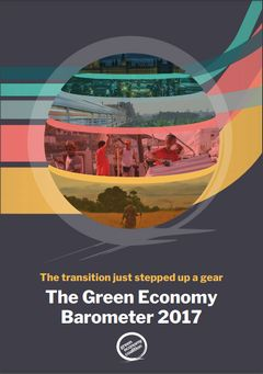 グリーン経済バロメーター:世界の包括的状況と現地の実態とのずれに警鐘