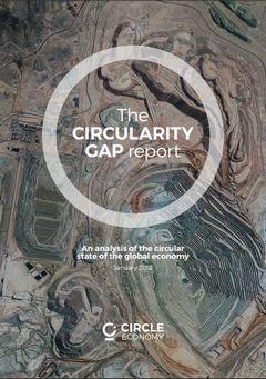 サーキュラリティ・ギャップ報告書:世界経済の循環率はわずか9%