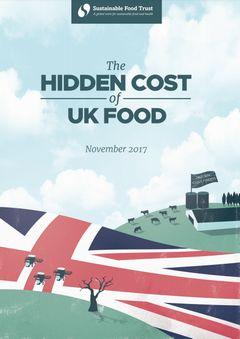 英国の食料にかかる隠れたコスト