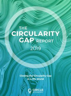 サーキュラリティ・ギャップ報告書2019年版:世界経済の循環率はわずか9%