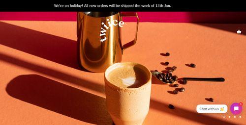 ニュージーランド航空、廃棄物削減への革新的手段として「食べられるコーヒーカップ」を試験導入