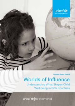 ユニセフ、子どもの幸福についての報告書を発表:日本は生活満足度や社会的スキルに課題
