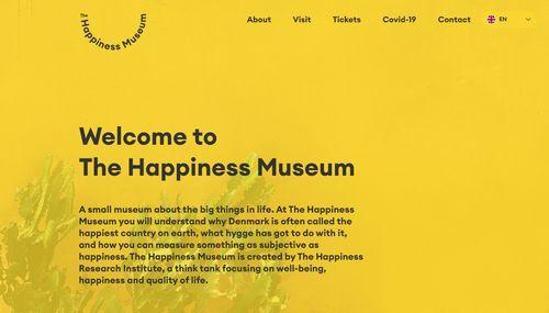 幸せの国デンマークに「幸せ博物館」がオープン