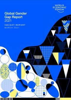 2021年版世界ジェンダーギャップ報告書:コロナ禍、女性への影響が大