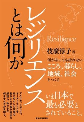 レジリエンスとは何かー何があっても折れないこころ、暮らし、地域、社会をつくる(東洋経済新報社)